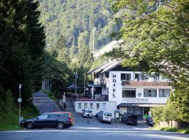 Hotel-Pension zum Paradies