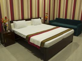 V Resorts Vrindavan Gopala, Bherāghāt