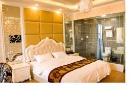 Jinzhuo Hotel, Mancheng (Puyang yakınında)