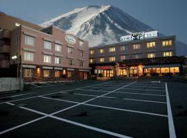 富士吉田西旅館, 富士吉田市