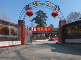 Yanzhao Mountain Villa, Yizhou (Xilingzhen yakınında)
