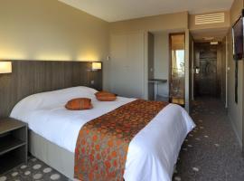 Hotel The Originals Arcachon Le Nautic