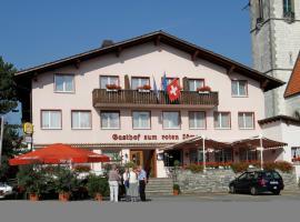 Hotel zum Roten Löwen, Hildisrieden