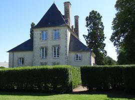 Château Turgot Gîtes, Bons-Tassily