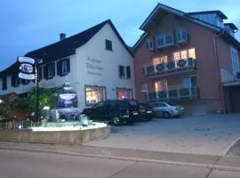 Gasthaus-Pension Fischerkeller, Randegg (Gailingen yakınında)