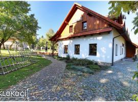 Pension Klokočí, Sněžné (Krátká yakınında)
