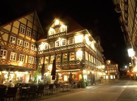 Fachwerk-Hotel Eisenbart, Мюнден