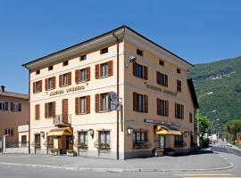 Albergo Ristorante Svizzero, Capolago (Meride yakınında)