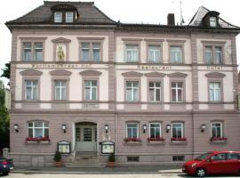 Komforthotel-Restaurant Württemberger Hof, Bad Saulgau (Eichstegen yakınında)
