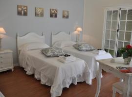 Le stanze di Rebecca, Tor Vergata