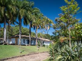 Hospedaria Fazenda Águas Claras, Lindóia (Itapira yakınında)
