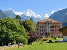 Hotel Berghof Amaranth, Wilderswil