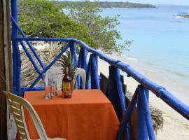 Restaurante y Hospedaje Baru, Playa Blanca