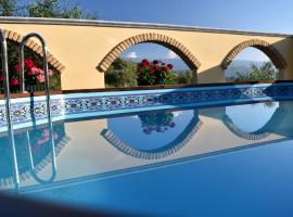 Villa Leonardo Apartments, Bucchianico (Vacri yakınında)