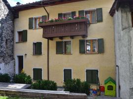 Casa Sosio Martinelli, Valdidentro