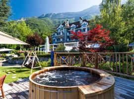 Hôtel Restaurant Yoann CONTE Bord du Lac, Veyrier-du-Lac