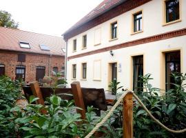 Gutshof Leipzig- Podelwitz Pension, Rackwitz