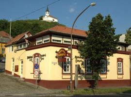 Alabárdos Panzió és Apartmanház, Esztergom