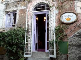 Appartamento Lo Spillo, Calcata (Mazzano Romano yakınında)