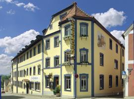 Hotel-Gasthof Zur Post, Velburg (Oberwiesenacker yakınında)