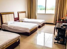 Taijun Business Hotel Leshan, Jiajiang (Mucheng yakınında)
