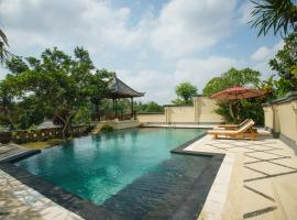Ana Purna Riverside Villas, Mengwi (рядом с городом Badung)