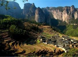 Zhexi Valley Jianmenguan Villa, Lin'an (Yuguang yakınında)