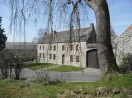 Ferme De Guersignies B&B, Bas-Lieu (рядом с городом Saint-Aubin)