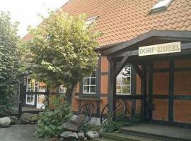 Hotel und Landgasthof zum Hahn, Gammelin (Warsow yakınında)