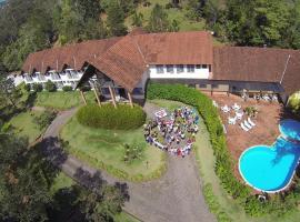Hotel Solar dos Colibris, Santa Teresa (Santa Leopoldina yakınında)