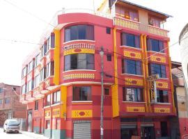 Hostal Sonia, Copacabana (Huatajata yakınında)