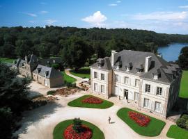 Château de Locguénolé - Relais & Chateaux