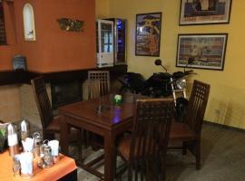 Restaurace-Penzion U Pilota, Kněževes (Okoř yakınında)