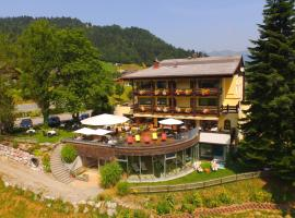 Naturhotel Taleu, Bürserberg