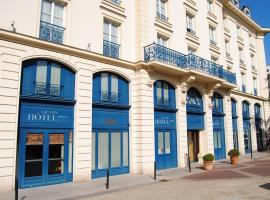 Résidence du Grand Hôtel, Ле-Плесси-Робинсон (рядом с городом Шатне-Малабри)