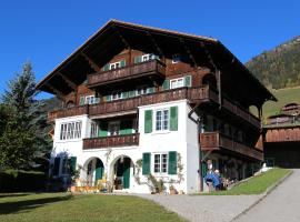 Arnica 1, Chateau-d'Oex