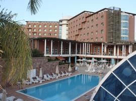 Hotel Asmara Palace, Asmara