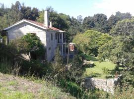 Casa Rustica Isabel, Сакос (рядом с городом Лоурейро)