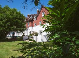 Moorhill House Hotel, Burley