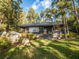 Villa Skitunäs, Pyhtaa (рядом с городом Tuuski)