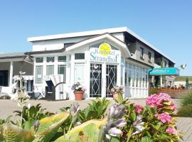 Familien- und Apparthotel Strandhof, Tossens