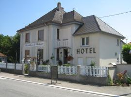 Hostellerie La Boheme, Roppenheim (рядом с городом Roeschwoog)