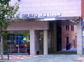 4C Bravo Murillo, Madrid