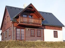 Villa Levenslust, Lučany nad Nisou