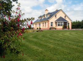 Lake Rise holiday home at Kilmaddaroe, Carrick on Shannon (рядом с городом Leitrim)
