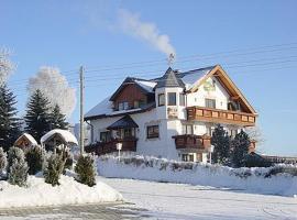 Hotel Alpenhof, Markneukirchen (Erlbach yakınında)