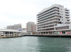 下関グランドホテル, 下関市