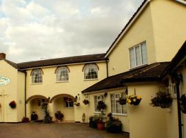 Ulceby Lodge Bed & Breakfast, Ulcebaj