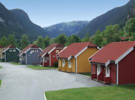 Rjukan Hytteby, Rjukan