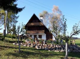 Chata Lúčky, Brezno